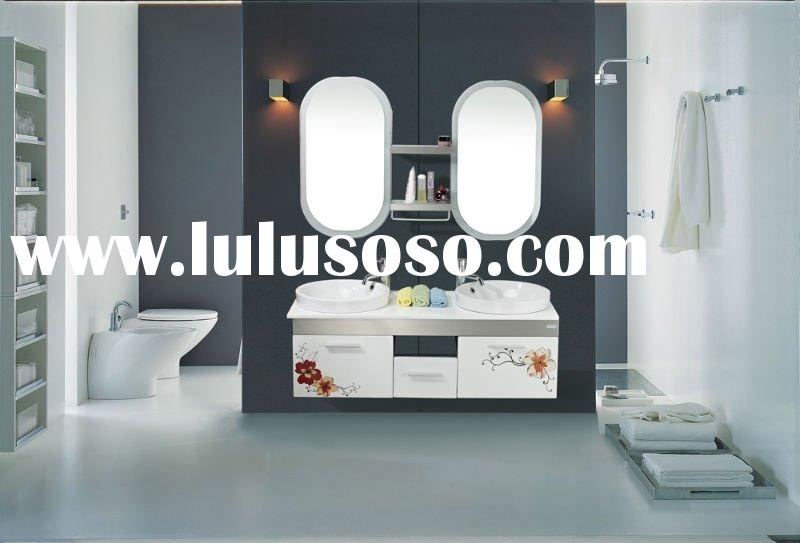 High quality stainless steel double vanity