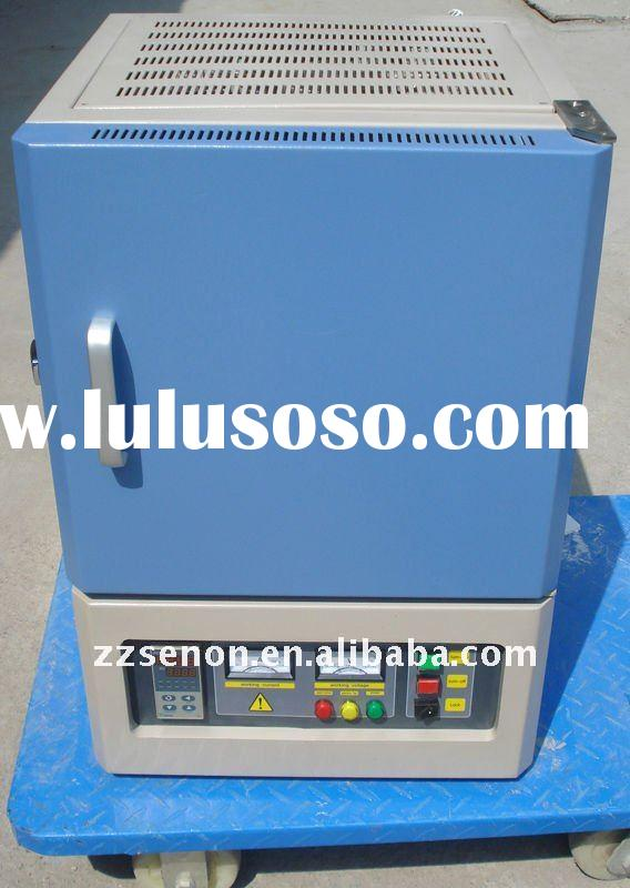 High temperature laboratory muffle oven