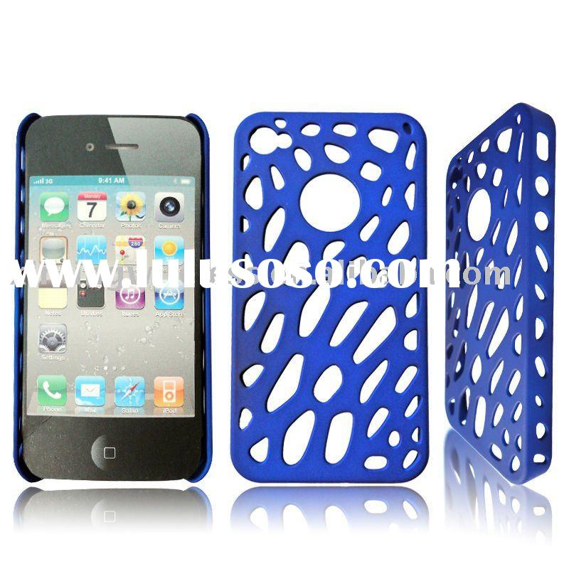 Honeycomb Cell Phone Rubber Skin Cover Case(Hotsale)