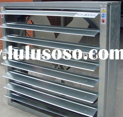 Industrial exhaust fans for greenhouse