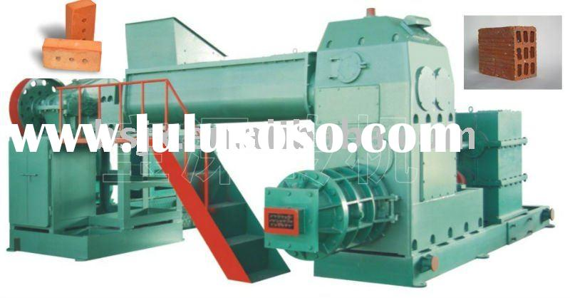 JKY series Fired clay block making machinery