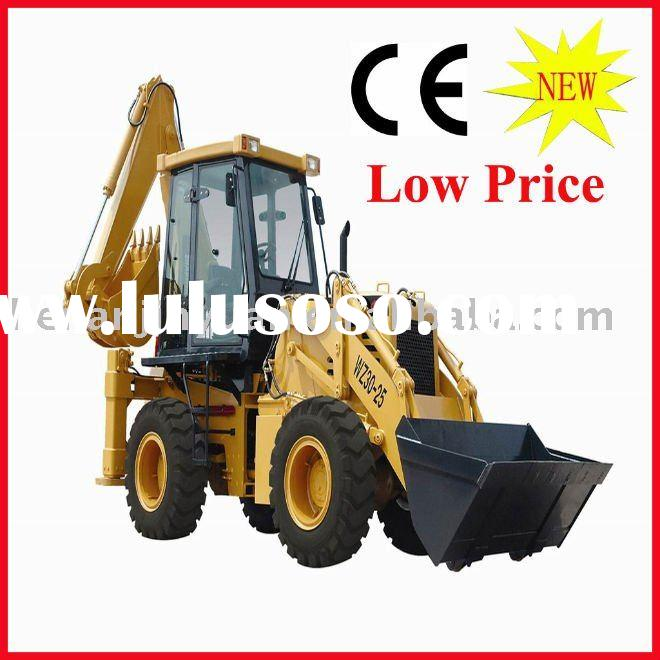 Low price JCB similar Backhoe loader