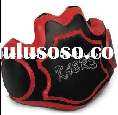 Man-made leather BOXING Chest protector