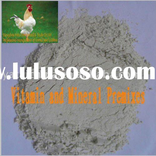 Mineral Extraction for poultry feed additives
