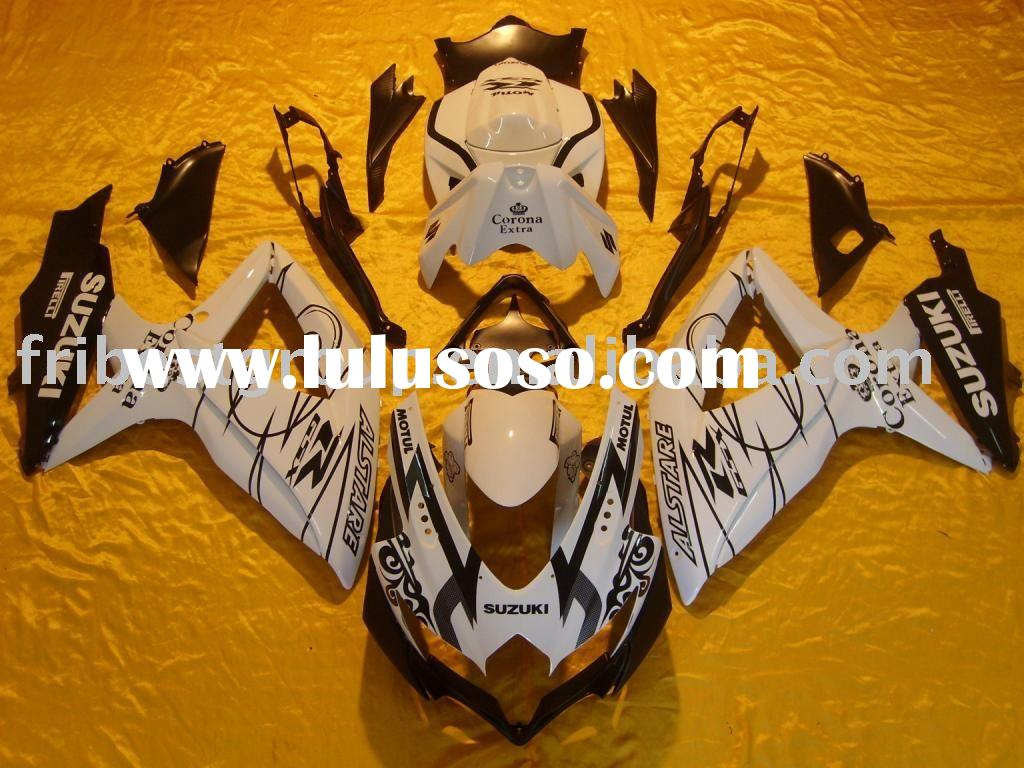 Motorcycle fairing kit for GSXR GSX-R 600 750 08 09 2008 2009