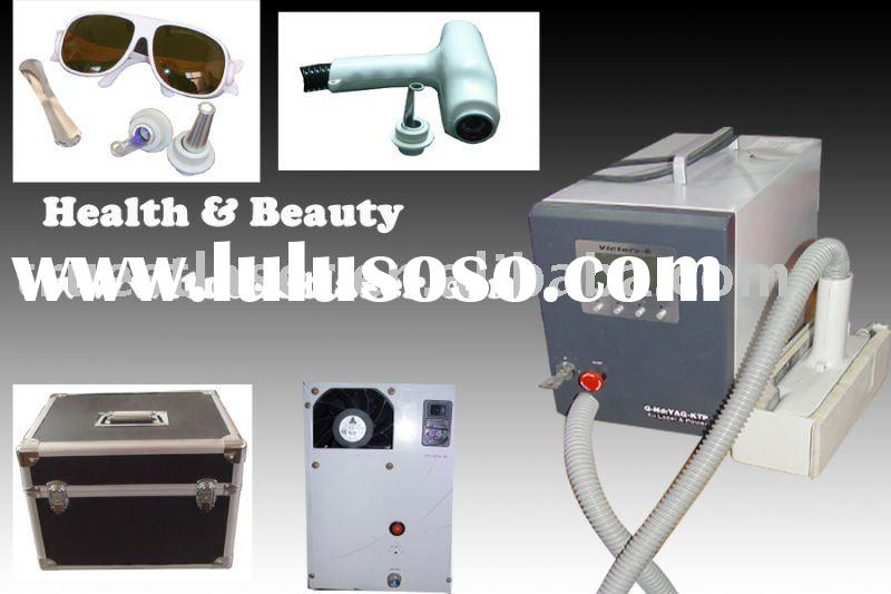 Multi-function and automatic level rotary laser q switched nd yag