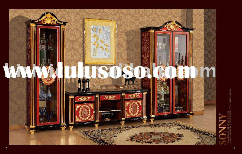NEW ITEM- Middle east calssical gold plated living room furniture(B6041)