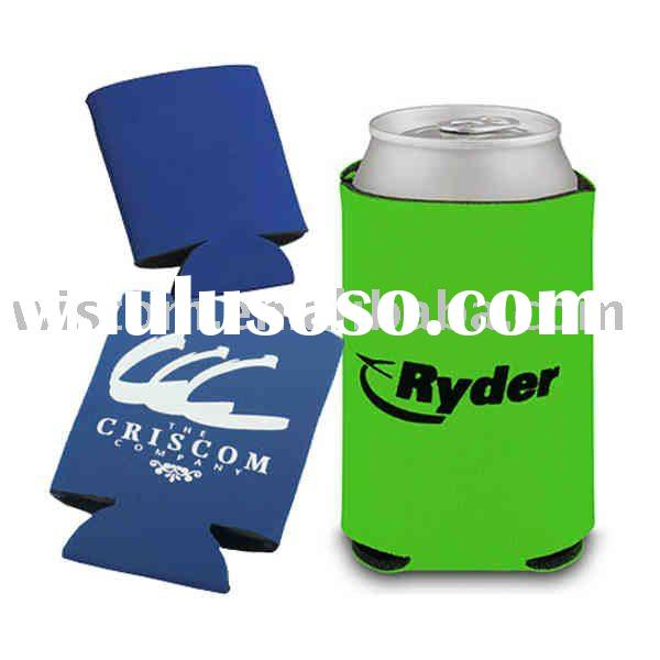 Neoprene t shirt can cooler can koozie cooler stubby for Shirts and apparel koozie