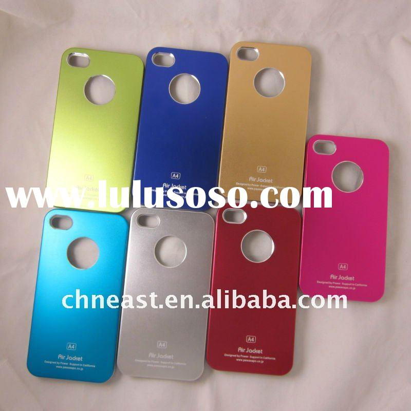 New Air Jacket aluminum case for iphone 4/4s