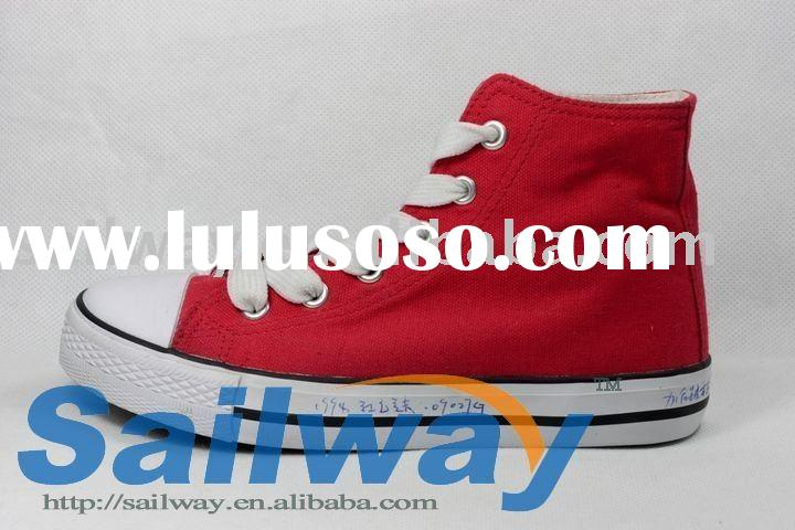 New High Top Canvas Sneakers Men Shoes All Sizes Chuck Taylor
