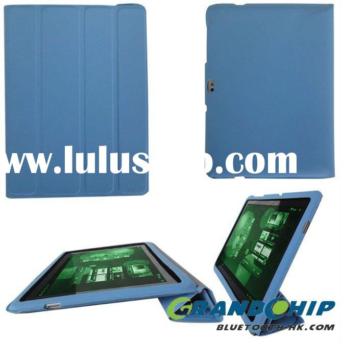 """New Slim Leather Case Smart Cover For Samsung Galaxy Tab 10.1"""" P7510"""