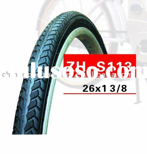 Okey Star brand bicycle tyre and tube 26X1 3/8