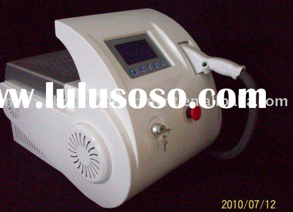 Q-800 E-Light (IPL+RF+laser) Beauty Salon Equipment,Hair removal,removal spot,skin rejuvenation beau