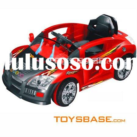 Remote control toy car for kids riding