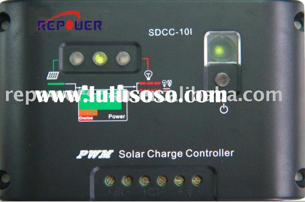 Solar charge controller SDCC-10IP solar Power home system