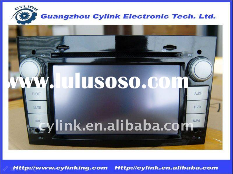 Special for Opel Vectra / Astra Car DVD Player with Piano Black Color