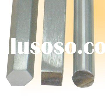 Stainless Steel Bar, Flat, and Angle Iron