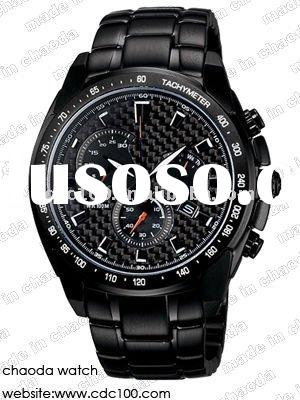 Stainless steel top quality brand watches