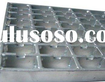Steel Grating, Steel Grate, Hot-dipped / electro galvanized steel grating ( Factory )
