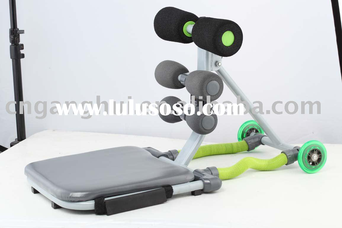 Total Core Abdominal Exercise Abs Machine + Ball+ Dvd