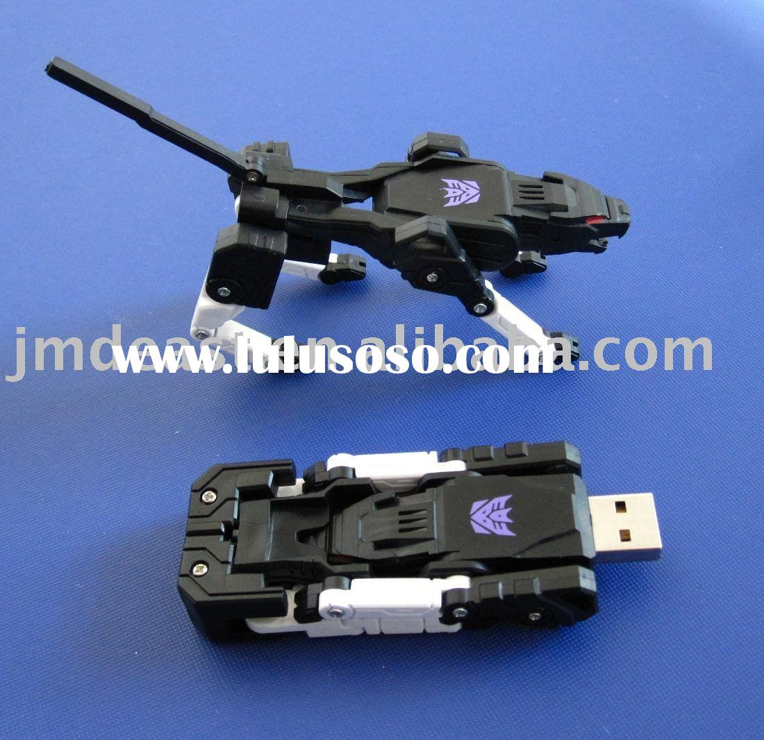 Transformer Dog usb flash drive,usb flash drive ,Robot dog usb flash drive