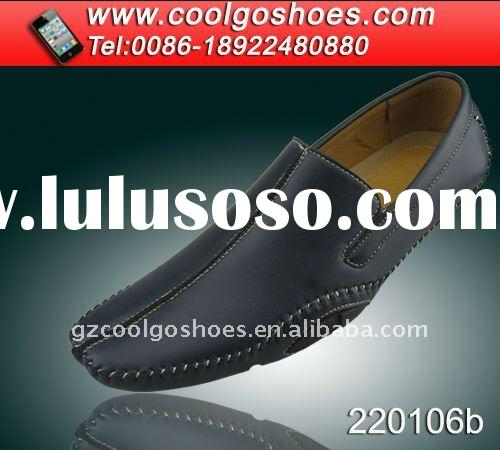 Trendy young mens fashion design casual shoe with convenient to wear
