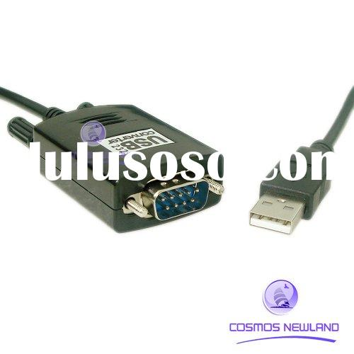 USB to RS232 9 Pin DB9 Serial Cable Adapter Modem GPS