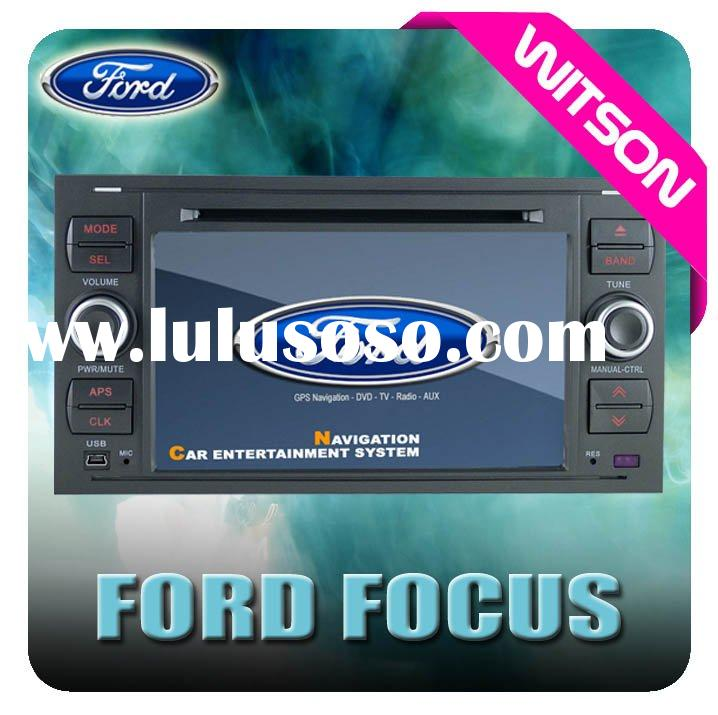 WITSON FORD FOCUS 2 din 7 inch car dvd player