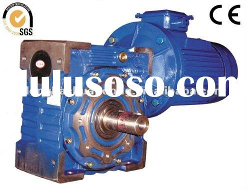 Worm Gearbox (motor, speed reducer)