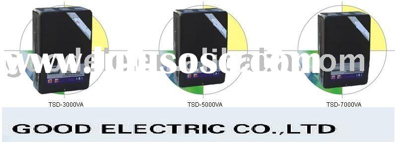 'TSD AC. Automatic Voltage Regulator/Stabilizer