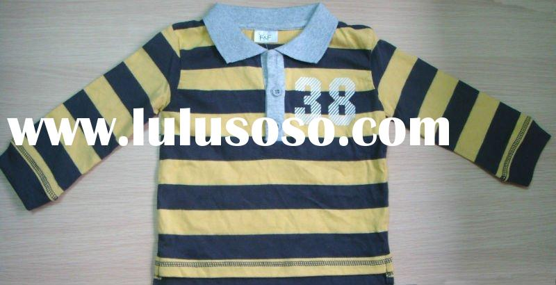 baby boy's knitted shirts 2011