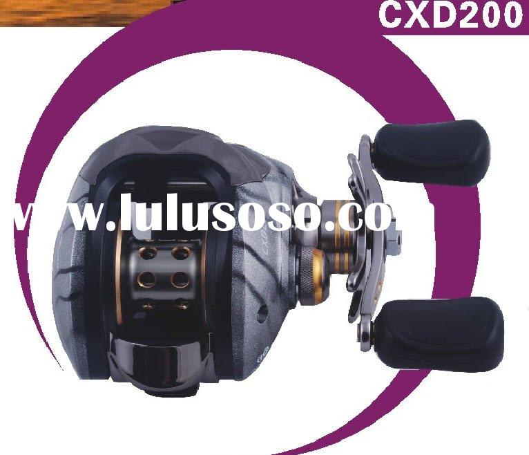 bait casting reel CXD200 fishing tackle