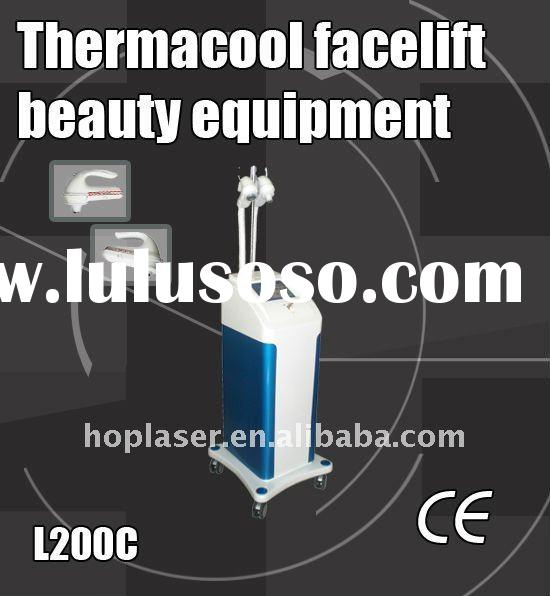 body contouring thermage for facial aging skin tripollar treatment of cellulite