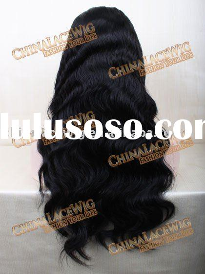 body wave freestyle 100% indian remy hair full lace wigs