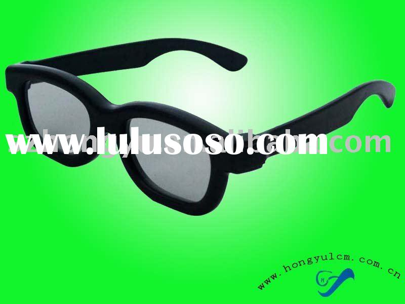 children 3d glasses circular polarized plastic have adult size also