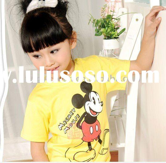 cute children's T-shirt
