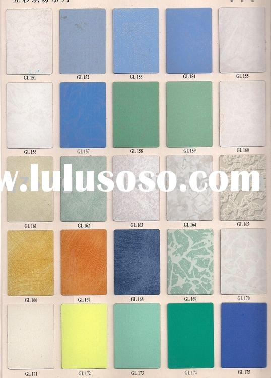 decorative high pressure laminate board