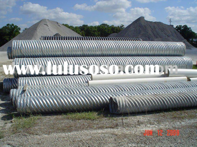 Corrugated Metal Pipe For Sale Price China Manufacturer