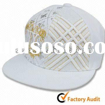 fancy white sport caps and hats,flat bill hats caps,branded sport caps and hats,promotional caps and