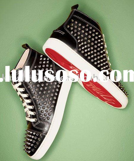 fashion 2011 Spiked High-Top Sneaker men shoes