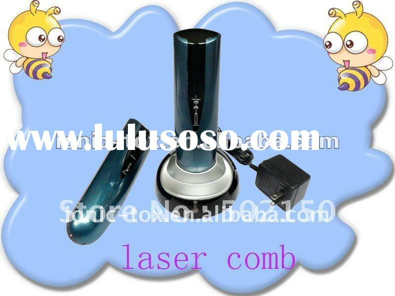 fast hair growth products/hair loss treatment laser /hair combs