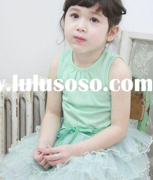 girls party frocks/2-12 years/latest design