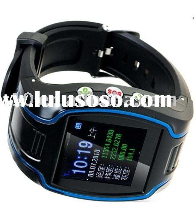 gsm gps wrist watch,gps gprs tracker