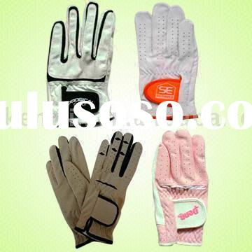 high quality durable sports golf gloves