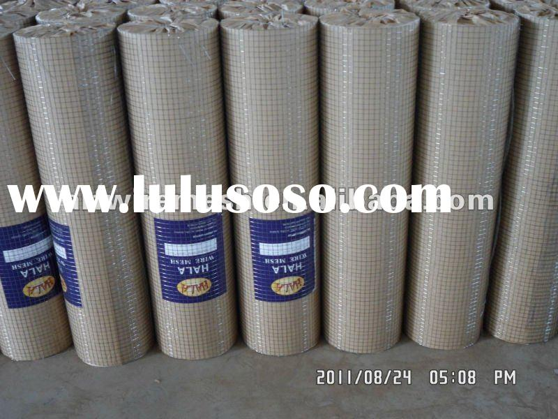 high quality electric galvanized welded wire mesh(original manufacturer)