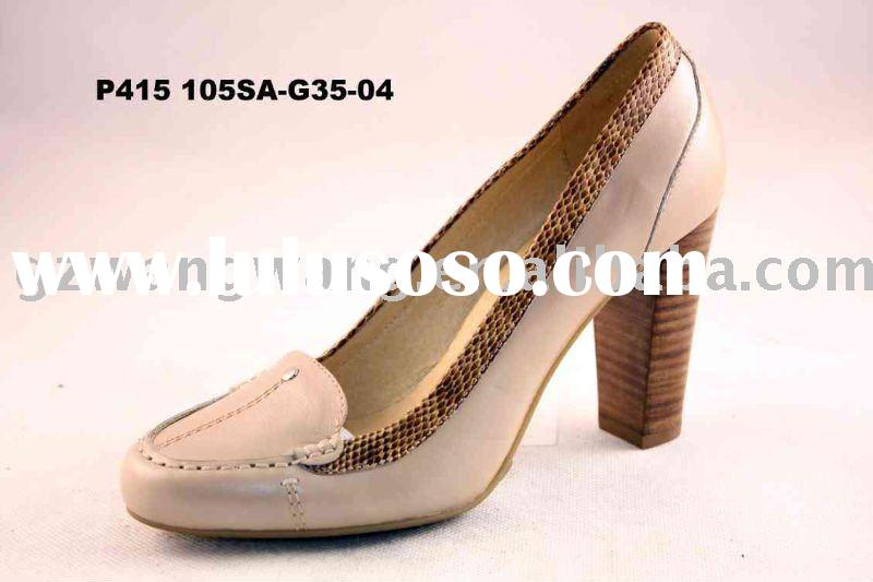 lady dress shoe ladies high heel shoes lady leather shoe