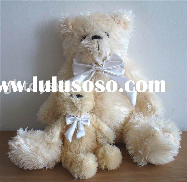 plush teddy Bear toys, Mother & baby bear, good quality bear, cheap bear