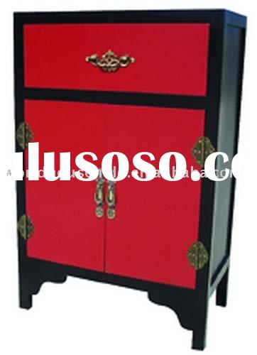 practical Antique wooden cabinet FW1003