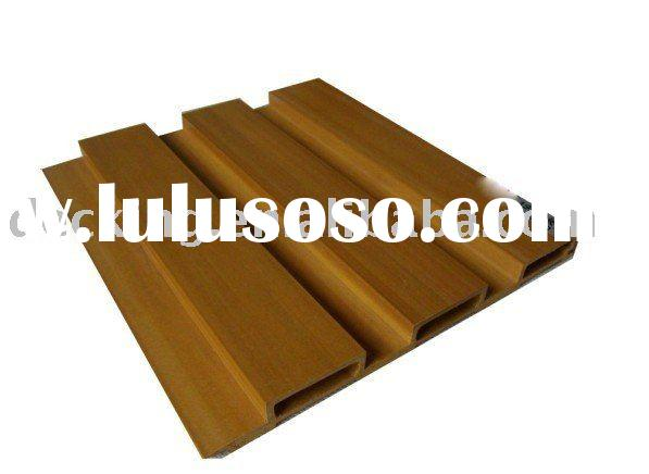 pvc ceiling plank(wood-plastic material)