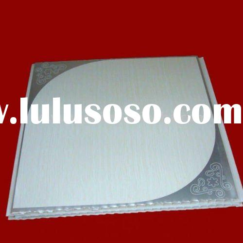 pvc plastic thermal ceiling wall panels,planks/tiles